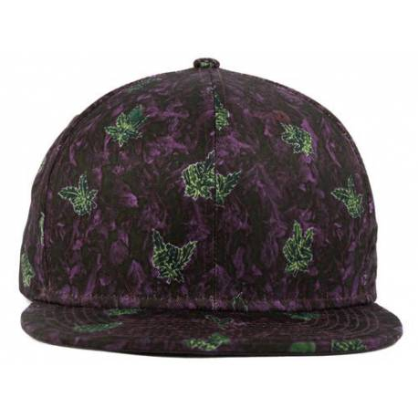 No Bad Ideas - Doja Hemp - Snapback w/ Hemp Print