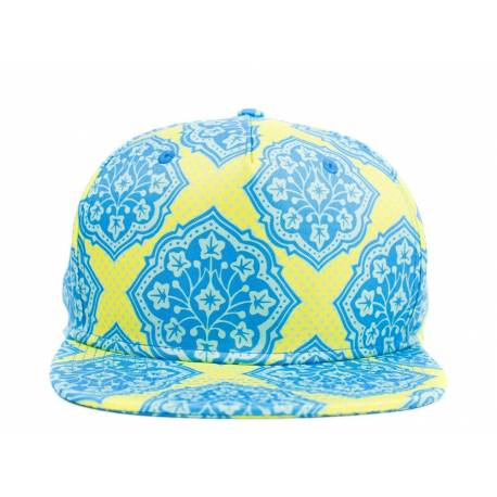 No Bad Ideas Oddities - Breeze - SnapBack Blue