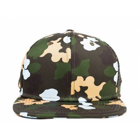 No Bad Ideas Oddities - Hannibal - SnapBack Camo