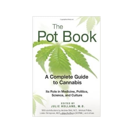 The Pot Book - by Julie Holland
