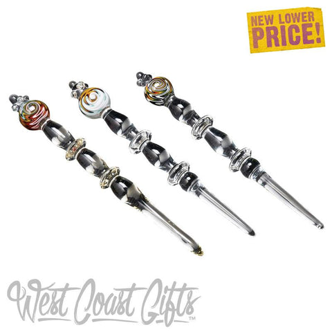 Red Eye Glass Switchback Dabber