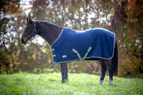 Deluxe Navy Polar Fleece