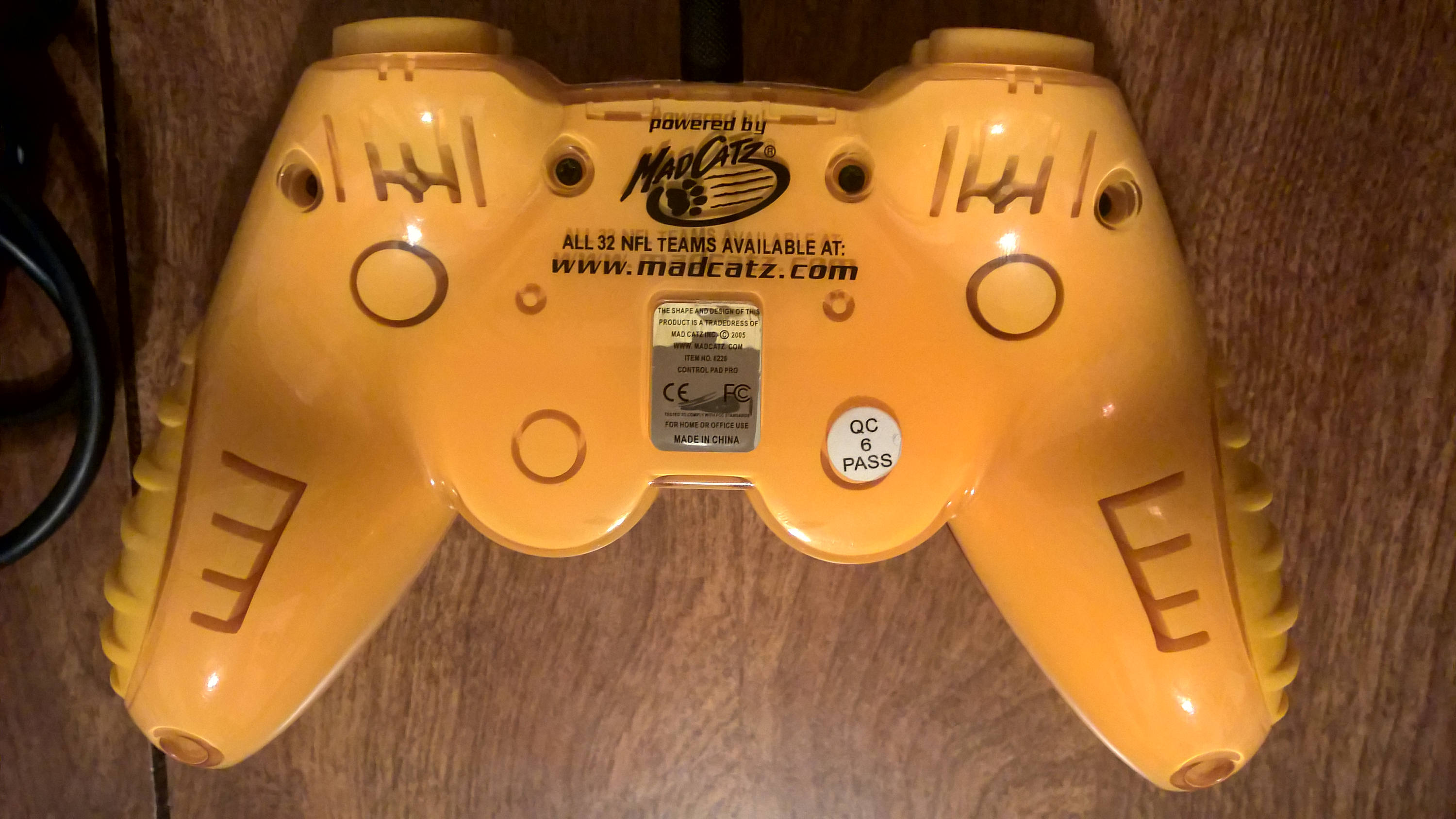 The Real Ultimate modded PS2:NFL Kansas City Chiefs – VideoGameBoutique