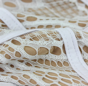 FINESS LACE SWIM SUIT