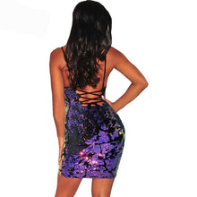 'LEAGUE' LUXURY SEQUIN SPAGHETTI STRAP & TUBE DRESS (2 STYLES)