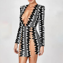 'MALTESE' LUXURY SPLIT CELEB DRESS