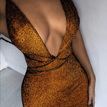 VIXEN HALTER DRESS
