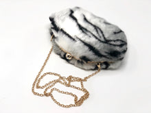 Pentagon Faux White Tiger Fur