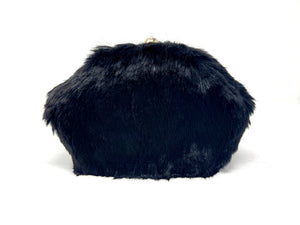 Pentagon Faux Black Panther Fur