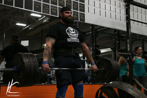 Featured Athlete Chad Oakland