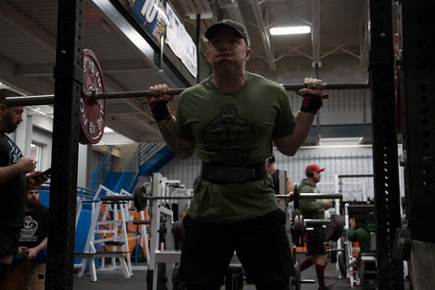The Anabolic Baker Blog Athlete Tommy Gregg