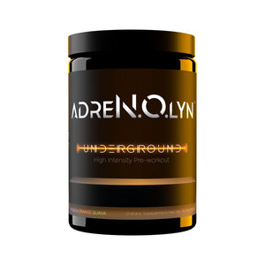 BlackMarket Labs AdreN.O.lyn Underground High Intensity Pre Workout