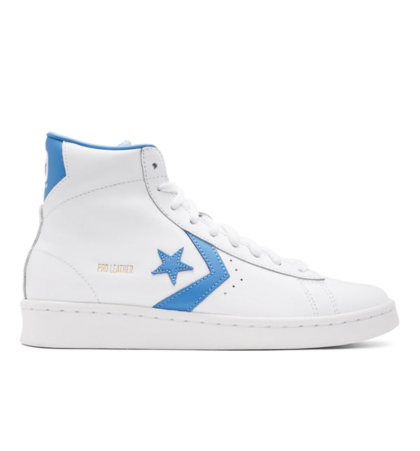Converse Pro Leather Hi - White/Blue