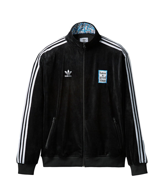 adidas HAGT Velour Track Top