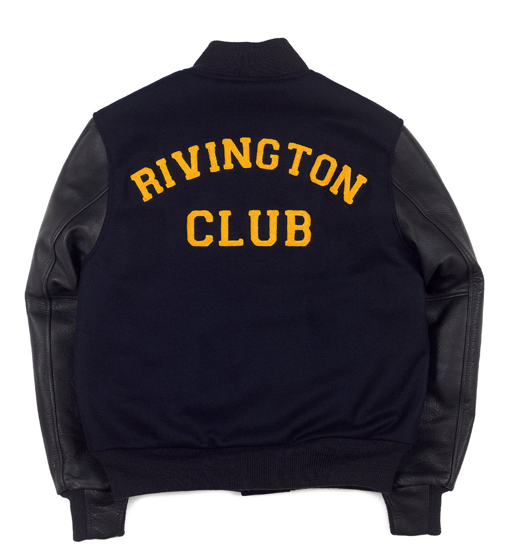 A.R.C. Golden Bear Varsity Jacket