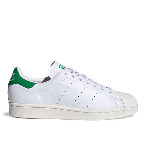 adidas SuperStan - White/Green