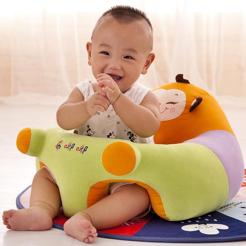 Baby Seats Sofa Plush Support Seat Without PP Cotton