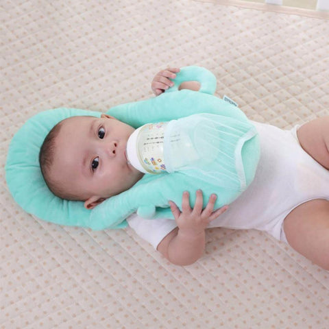 Soft Baby care feeding Support Seat Plush Infant feeding seat Keep Sitting Posture Comfortable