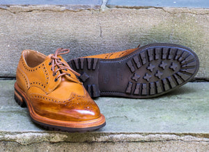 WHISKEY COUNTRY STYLE BROGUES