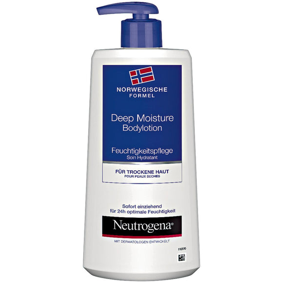 Neutrogena, Bodylotion Trockene Haut, 400 ml