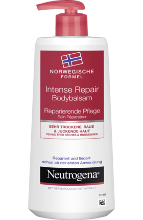 Neutrogena, Intense Repair Körperbalsam, 250 ml