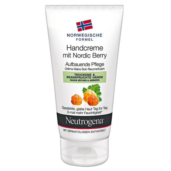 Neutrogena, Handcreme Nordic Berry, 75 ml