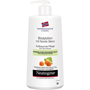 Neutrogena, Bodylotion Nordic Berry, 400 ml