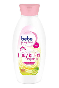 Bebe Young Care, Express Body Lotion, 400 ml