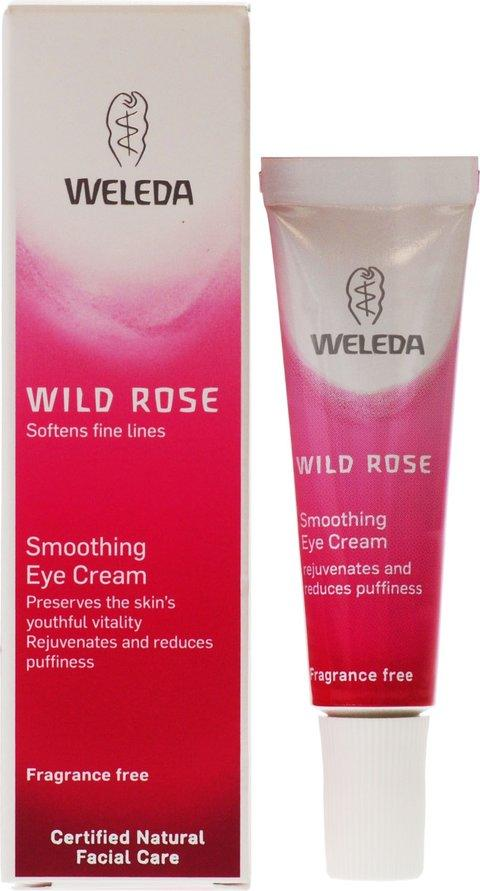 Weleda, Wildrosen Intensiv Augencreme, 10 ml