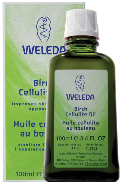 Weleda, Birken-Cellulite-Öl, 100 ml