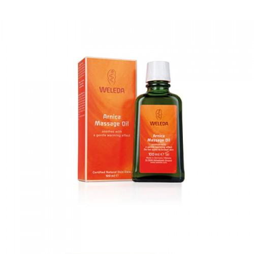 Weleda, Massageöl M Arnika, 50 ml