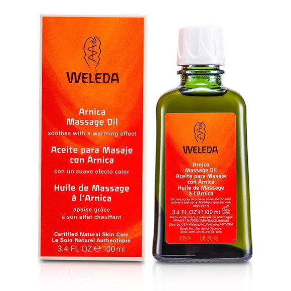 Weleda, Massageöl M Arnika, 100 ml