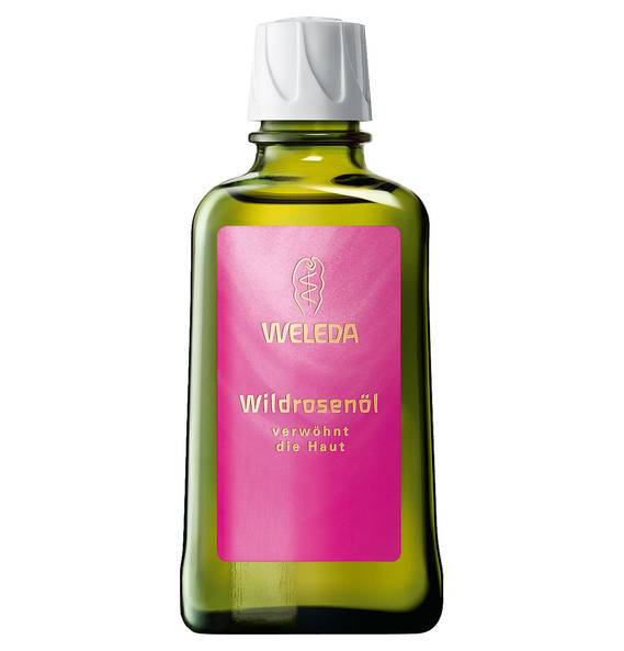 Weleda, Wildrosenöl, 100 ml
