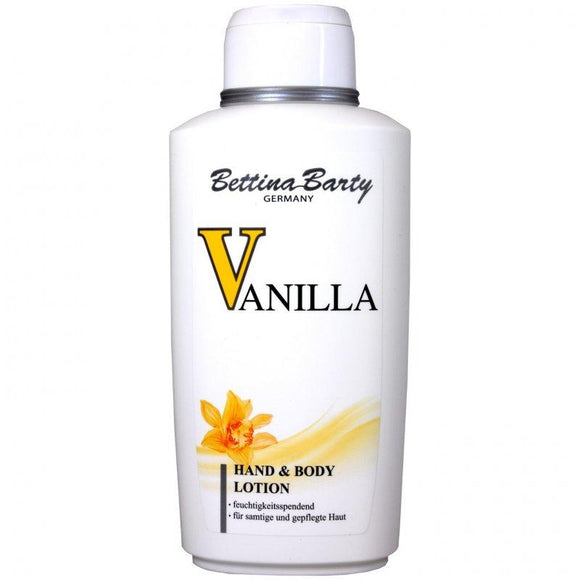 Bettina Barty by Straub, Vanilla Hand & Body Lotion, 500 ml