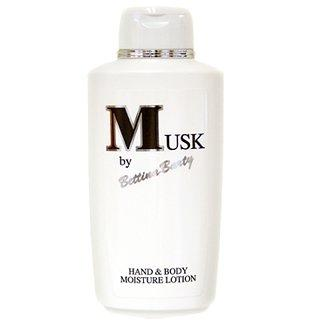 Bettina Barty by Straub, Musk Hand & Body Lotion, 500 ml