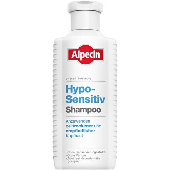 Alpecin, Shampoo Hypo - Sensitiv, 250 ml