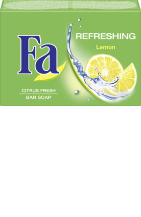 Fa, Seife Lemon Fresh Grün, 100 g