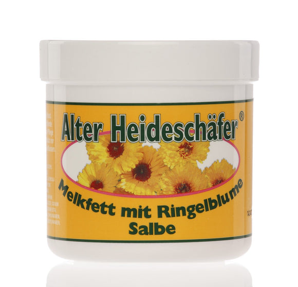 Alter Heideschaefer, Melkfett mit Ringelblume Salbe, 250 ml