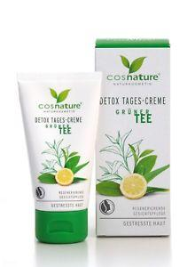 Cosnature, Detox Tagescreme, 50 ml