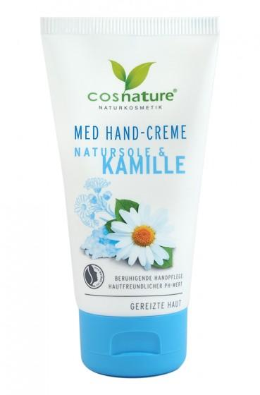 Cosnature, Med Handcreme, 75 ml
