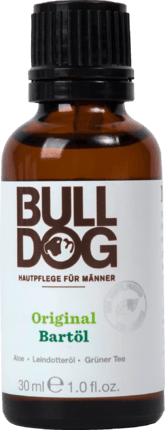 Bulldog, dầu râu Original Bartöl, 30 ml