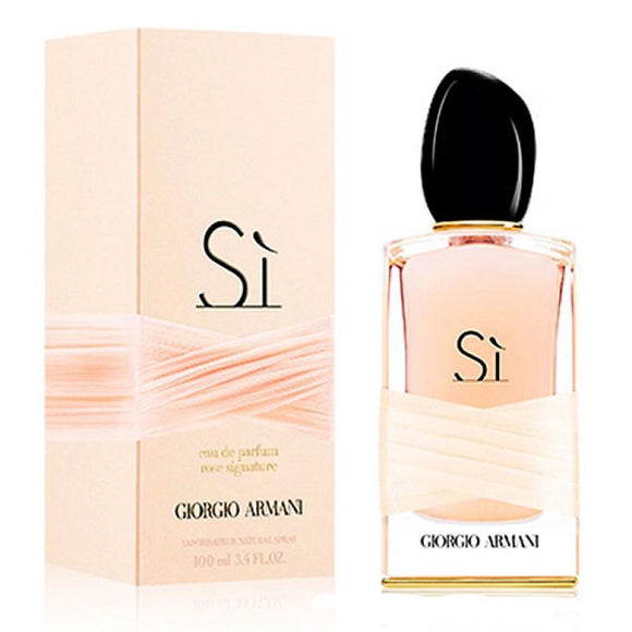 Giorgio Armani, Sì Rose Signature Eau de Parfum for Women, 100 ml