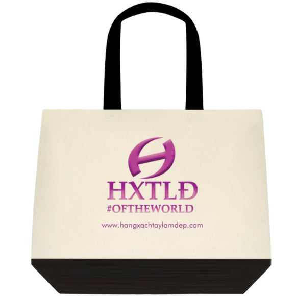 HXTLD #OFTHEWORLD Shopping Bag