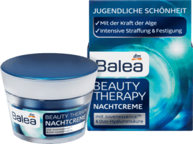 Balea by dm, Beauty Therapy Nachtpflege, 50 ml - Balea by dm, Kem dưỡng da ban đêm, 50 ml