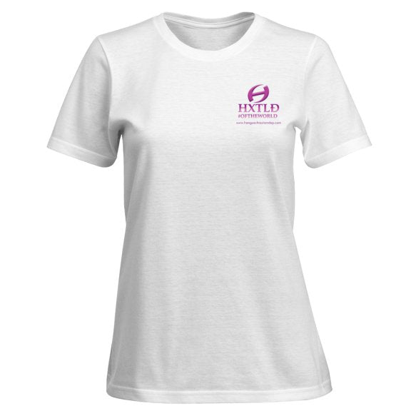 HXTLD #OFTHEWORLD Ladies T-Shirt 1