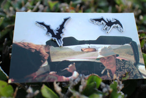 BAT COUNTRY FEAR AND LOATHING-2 PIN PACK