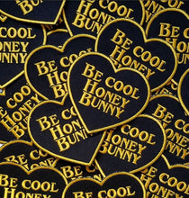 HONEY BUNNY - PULP FICTION PATCH