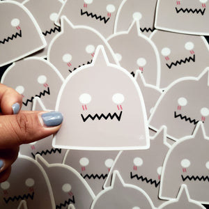 FULL METAL ALCHEMIST - ALPHONSE STICKER