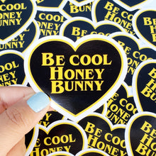 HONEY BUNNY STICKER