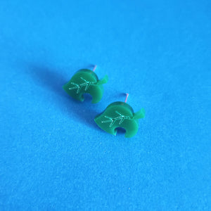 Animal Crossing Stud Earrings